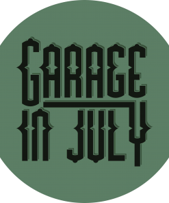 Garage in July