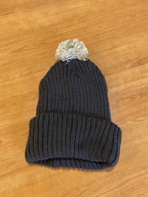 smeđa zimska kapa