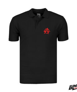 anarchy polo shirt